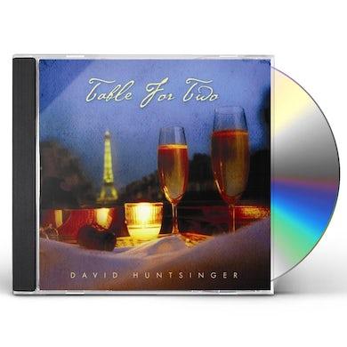 David Huntsinger TABLE FOR TWO CD
