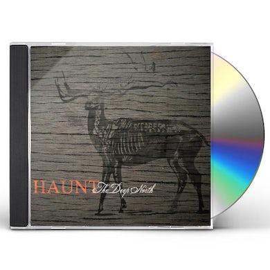 Haunt DEEP NORTH CD