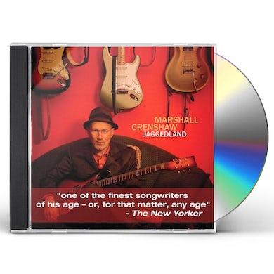 Marshall Crenshaw JAGGEDLAND CD