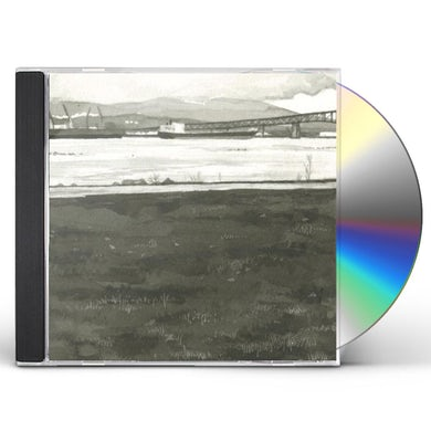 Loscil SKETCHES FROM NEW BRIGHTON CD