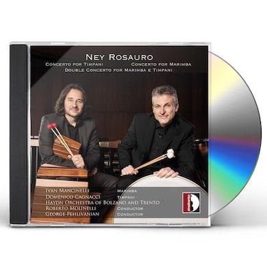Rosauro, Mancinelli And Pehlivanian NEY ROSAURO CD