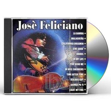 JOSE FELICIANO CD