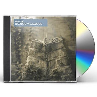 Ricardo Villalobos FABRIC 36 CD
