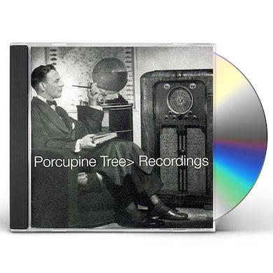 Porcupine Tree RECORDINGS CD