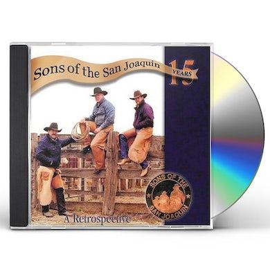 Sons of the San Joaquin FIFTEEN YEARS: A RETROSPECTIVE CD
