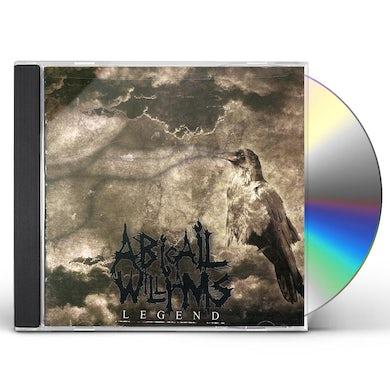 Abigail Williams LEGEND CD