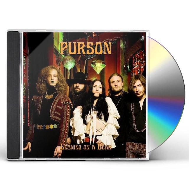 Purson CIRCLE & THE BLUE DOOR CD