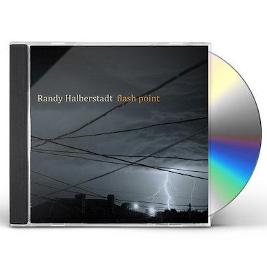 Randy Halberstadt FLASH POINT CD