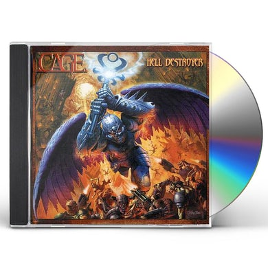 Cage HELL DESTROYER CD