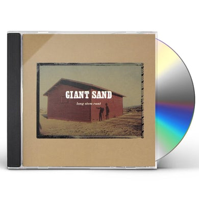 Giant Sand LONG STEM RANT: 25TH ANNIVERSARY CD