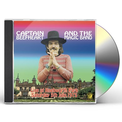 Captain Beefheart LIVE AT KNEBWORTH CD