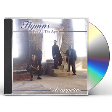 Acappella HYMNS FOR ALL THE AGES CD