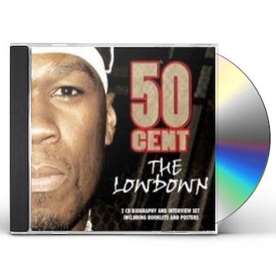 50 Cent LOWDOWN CD