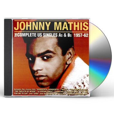 Johnny Mathis COMPLETE US SINGLES AS & BS 1957-62 CD