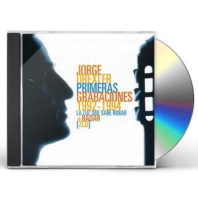 Jorge Drexler SUS PRIMERAS GRABACIONES CD
