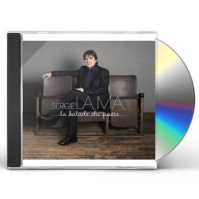 Serge Lama LA BALADE DU POETE CD