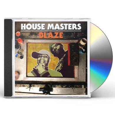 The Blaze HOUSE MASTERS CD