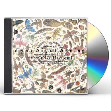 Haruomi Hosono OMNI SIGHT SEEING CD