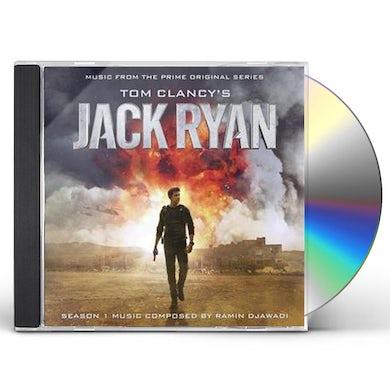 RAMIN DJAWADI Tom Clancy's Jack Ryan (OST) CD