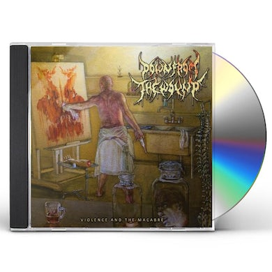 VIOLENCE & THE MACABRE CD