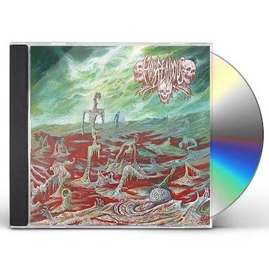 HORRENDOUS SWEET BLASPHEMIES CD