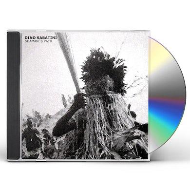 Dino Sabatini SHAMANS PATH CD