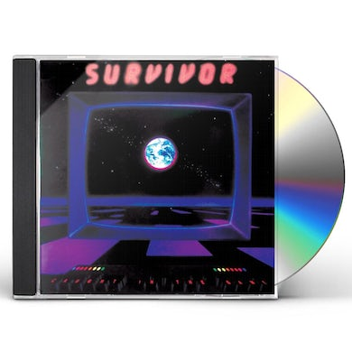 Survivor CAUGHT IN THE GAME CD