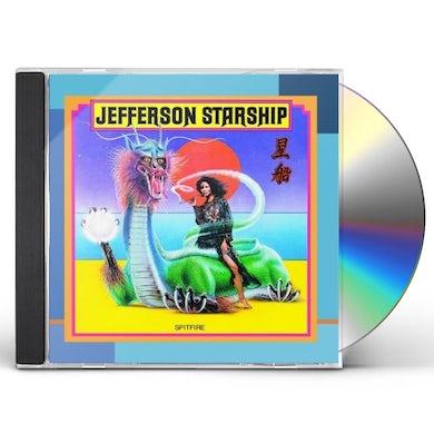 Jefferson Starship SPITFIRE CD