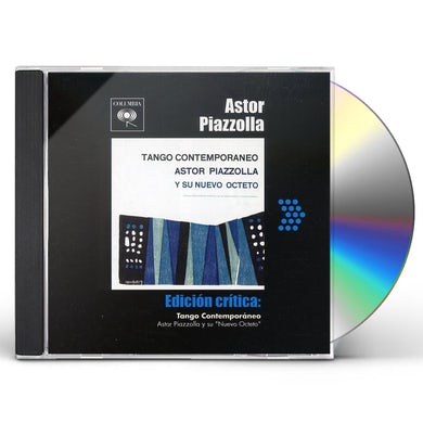 Astor Piazzolla Store: Official Merch & Vinyl