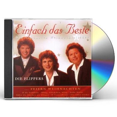 Die Flippers FEIERN WEIHNACHTEN CD