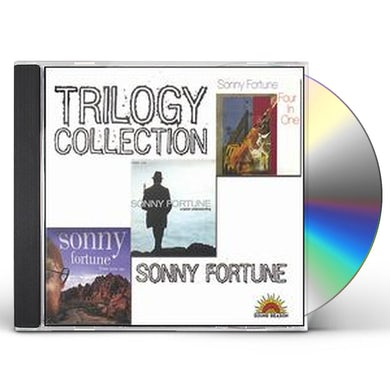 sonny fortune TRILOGY COLLECTION CD