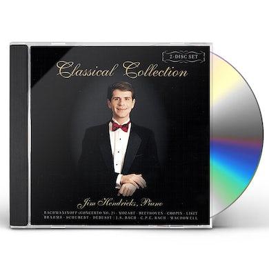 Jim Hendricks CLASSICAL COLLECTION CD