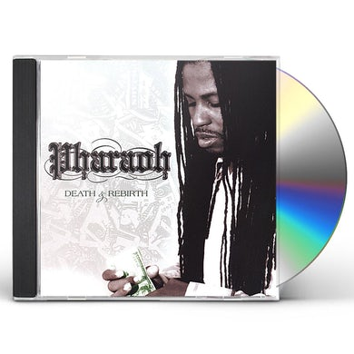 Pharaoh DEATH & REBIRTH CD