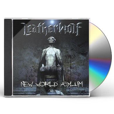 Leatherwolf NEW WORLD ASYLUM CD