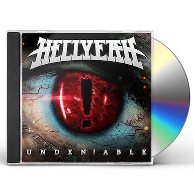 Hellyeah UNDEN!ABLE CD