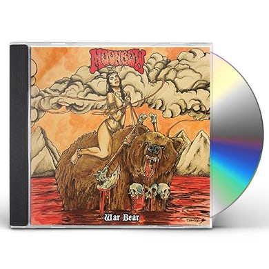 Moonbow WAR BEAR CD