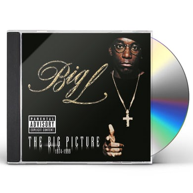 Big L THE BIG PICTURE CD