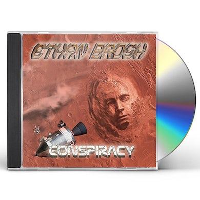 Ethan Brosh CONSPIRACY CD