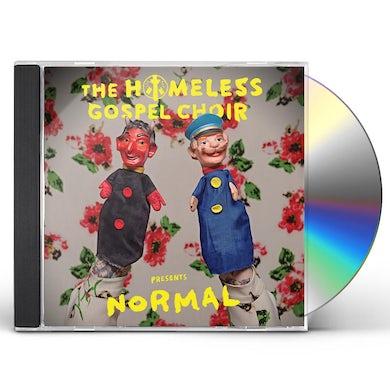 Homeless Gospel Choir NORMAL CD