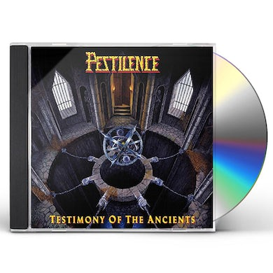 Pestilence TESTIMONY OF THE ANCIENTS CD