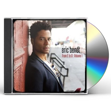 Eric Benet FROM E TO U VOLUME 1 CD
