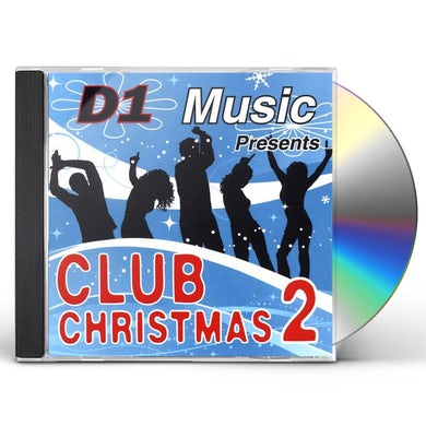 D1 Music CLUB CHRISTMAS 2 CD
