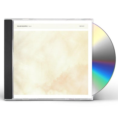 Taylor Deupree FAINT CD