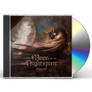 Moon & The Nightspirit HOLDREJTEK CD