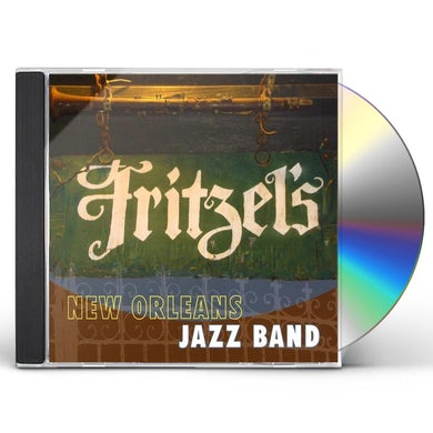 Fritzel's New Orleans Jazz Band CD