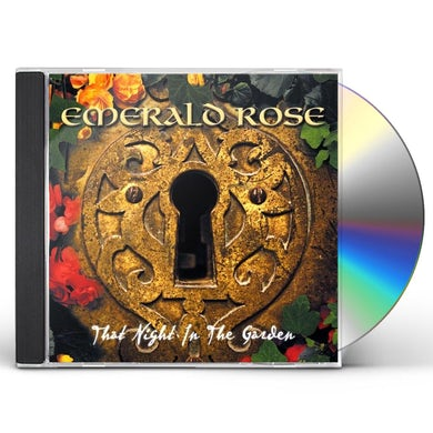 Emerald Rose THAT NIGHT IN THE GARDEN CD