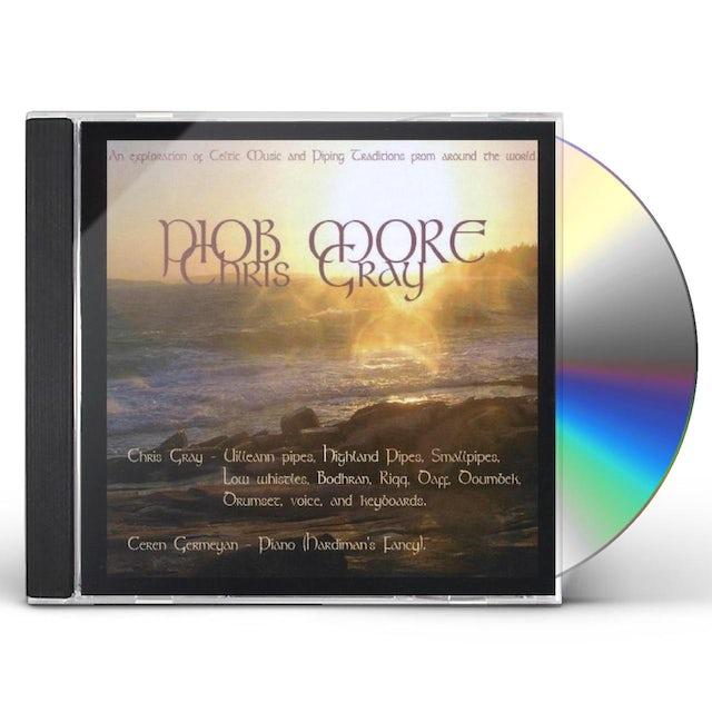 Chris Gray PIOB MORE CD