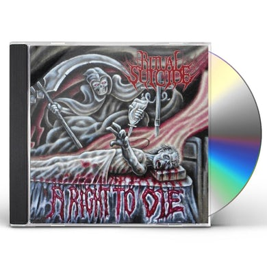 RIGHT TO DIE CD