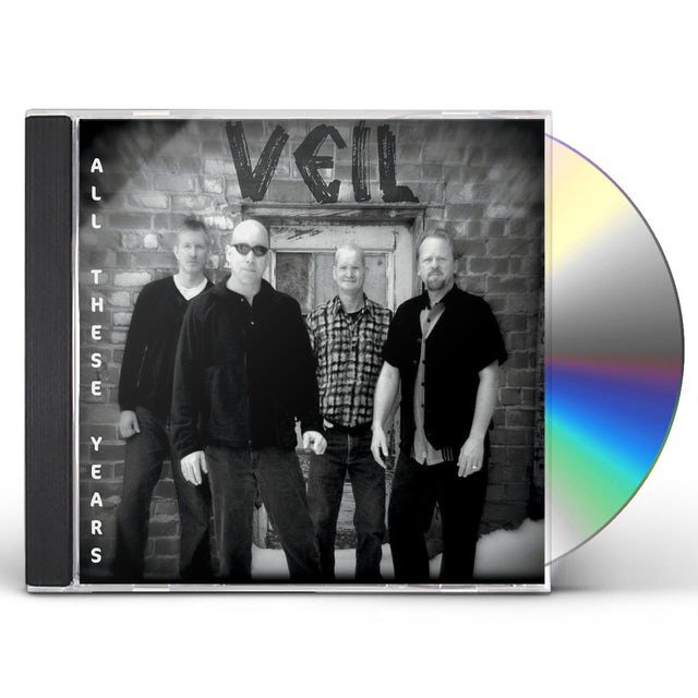 Veil ALL THESE YEARS CD