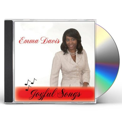 Emma Davis JOYFUL SONGS CD